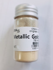 Ceramic Metalic Gold 5g