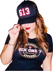 Six One 3 Ottawa  613 Caps Tees and Hoodies