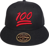100 Fitted Hat