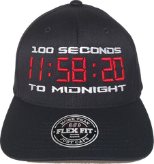 100 Seconds To Midnight Cap