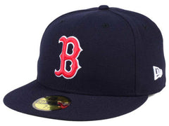 MLB Authentic Fitted Caps
