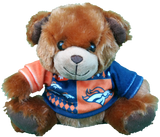 Denver Broncos Ugly Sweater Bear