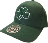 Irish Green Clover Flex Fit Cap