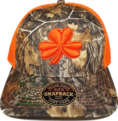 Irish Clover REALTREE® Trucker Hat