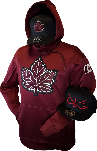 Mighty Maple Hoodie