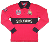 Ottawa Senators Long Sleeve Rugby Shirt