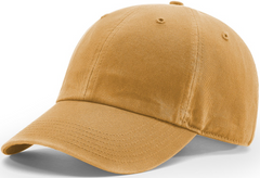 Richardson Pigment Dyed And Washed Cap Mustard