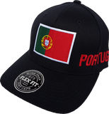 Portugal Big Flag Hat