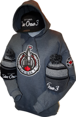 Six One 3 The Hill Hoodies