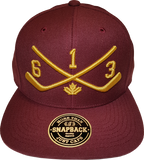 STICKS 613 Maroon