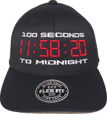 100 Seconds To Midnight Cap Flex Fit