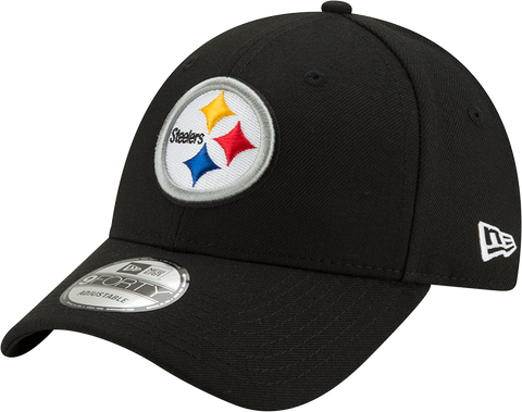 Pittsburgh Steelers New Era 9Forty The League Adjustable