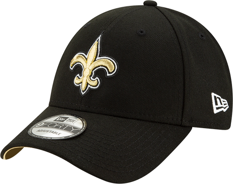 New Orleans Saints New Era 9Forty The League Adjustable