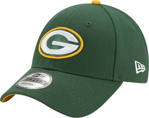 Green Bay Packers New Era 9Forty The League Adjustable