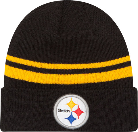 Pittsburgh Steelers NFL Cuffed Knit Toque