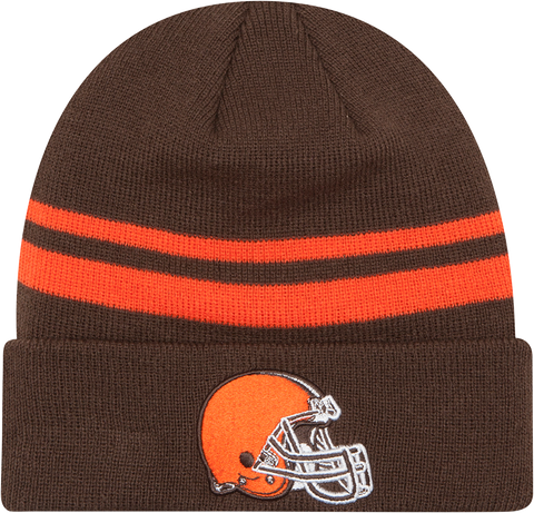 Cleveland Browns NFL Cuffed Knit Toque