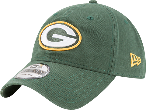 Green Bay Packers NFL Adjustable 9TWENTY Cap