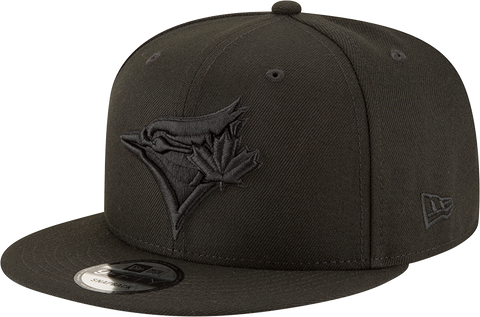 Toronto Blue Jays New Era 9Fifty Snapback Blackout