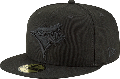 Toronto Blue Jays New Era 59Fifty Blackout
