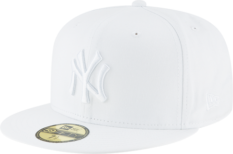 New York Yankees New Era 59Fifty Fitted White