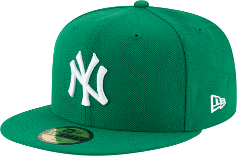New York Yankees New Era 59Fifty Fitted Kelly Green