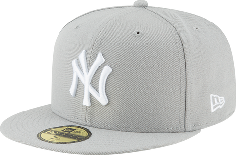 New York Yankees New Era 59Fifty Fitted Gray