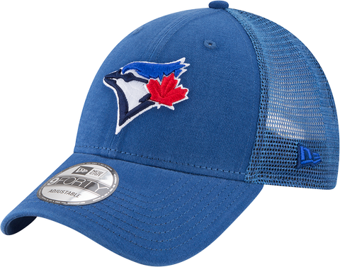 Toronto Blue Jays New Era Mesh Back Trucker Cap