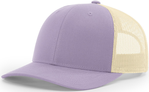 Blank Low Profile Trucker Lilac Birch