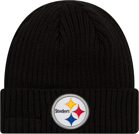 Pittsburgh Steelers Core Classic Cuffed Knit Toque