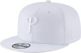 Philadelphia Phillies New Era 9Fifty Snapback White