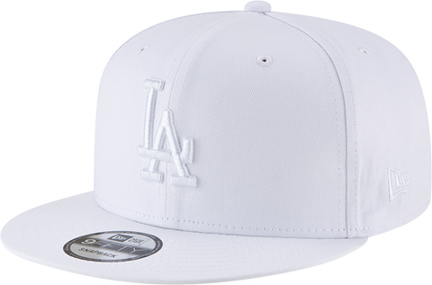Los Angeles Dodgers New Era 9Fifty Snapback White