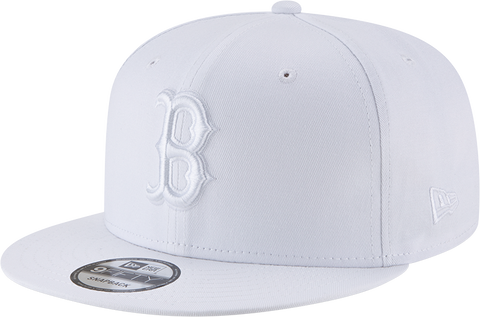 Boston Red Sox New Era 9Fifty Snapback White