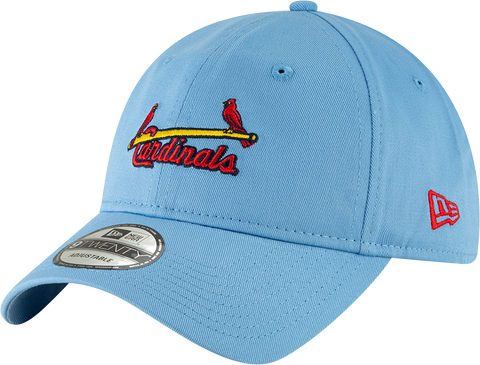 St. Louis Cardinals Cooperstown New Era 9Twenty Adjustable