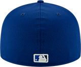 Toronto Blue Jays Authentic Fitted Batting Practice Cap