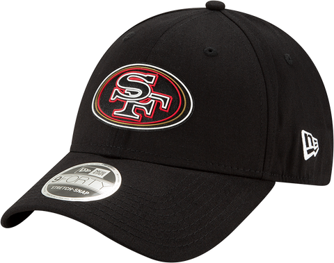 San Francisco 49ers NFL Adjustable 9Forty Stretch Draft Cap