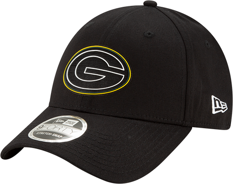 Green Bay Packers NFL Adjustable 9Forty Stretch Draft Cap