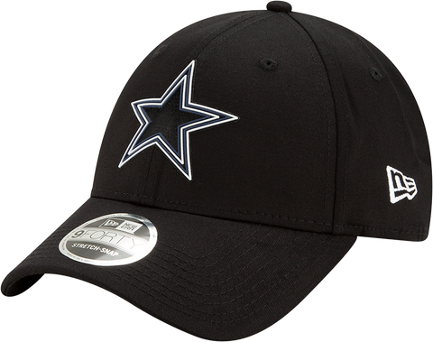 Dallas Cowboys NFL Adjustable 9Forty Stretch Draft Cap