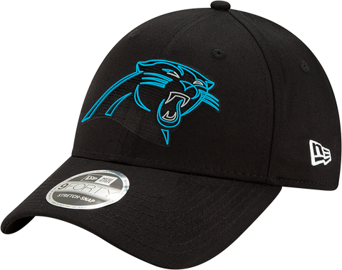Carolina Panthers NFL Adjustable 9Forty Stretch Draft Cap