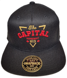 The Capital Represent 613 Exclusive Snapback Black