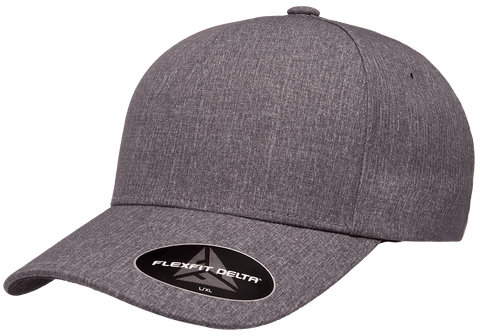 Copy of FLEXFIT DELTA® CAP CARBON BLUE