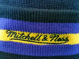 Los Angeles Lakers Mitchell & Ness XL Logo NBA Toque