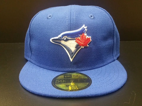 Toronto Blue Jays New Era Infant Fitted Game Cap