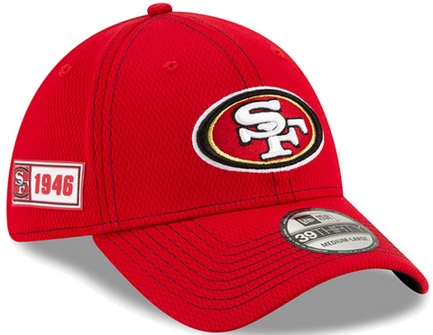 San Francisco 49ers Sideline Flex Fit Cap