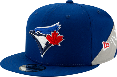 Toronto Blue Jays New Era 9Fifty Snapback Team Bulletin