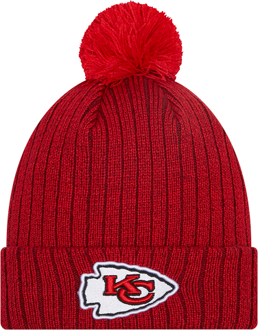 Kansas City Chiefs Knit Breeze Pom Toque
