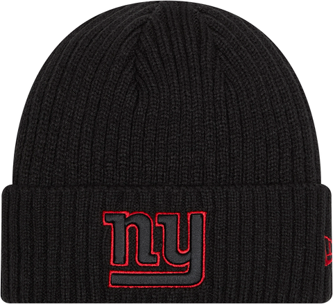 New York Giants Core Classic Cuffed Knit Toque