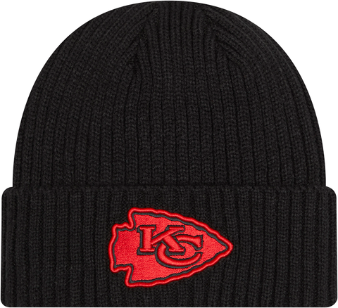 Kansas City Chiefs Core Classic Cuffed Knit Toque