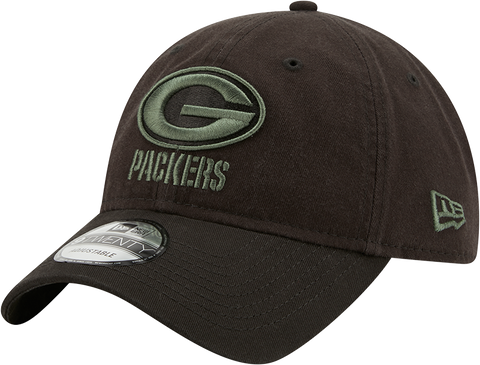 Green Bay Packers NFL Adjustable Core Classic Cap