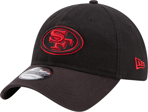 San Francisco 49ers NFL Adjustable Core Classic Cap