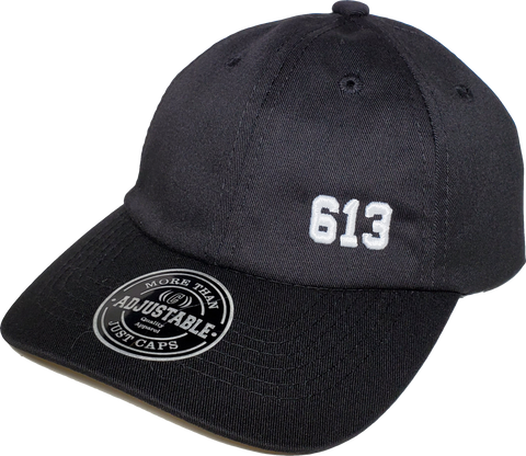613 fls Kids Adjustable Black White